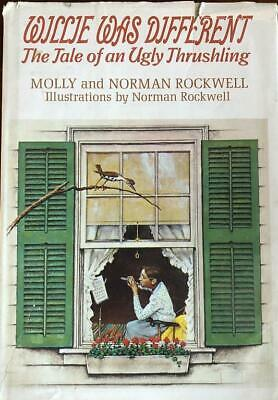 $ CDN199.74 • Buy Norman Rockwell- Signed Hardbound Book,  Willie Was Different