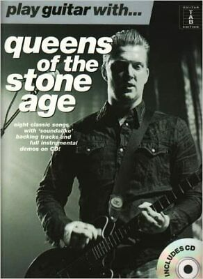 £13.55 • Buy Play Guitar With... Queens Of The Stone Age - 9781846098895