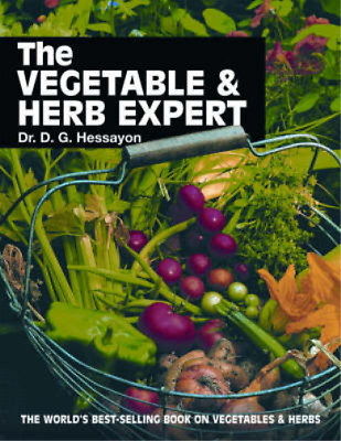 £3.28 • Buy The Vegetable & Herb Expert: The World's Best-selling Book On Vegetables & Herbs