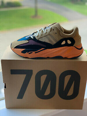 $ CDN379.63 • Buy Adidas Yeezy Boost 700 Enflame Amber 2021 Size 9 IN HAND Same Day FAST SHIP