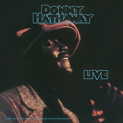 £34.26 • Buy Donny Hathaway - Live - Limited Edition Vinyl Lp Rsd 2021 Exclusive
