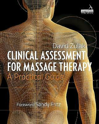 £45.34 • Buy Clinical Assessment For Massage Therapy - 9781909141377