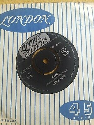 £5 • Buy Ben E King Gypsy/I Could Have Danced All Night London Atlantic 1965 HLK 9819 7