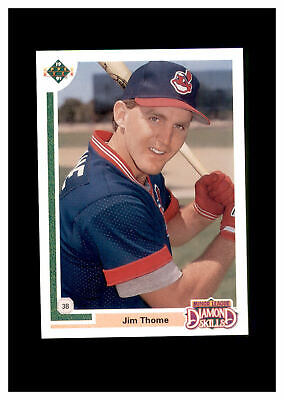 $ CDN1.55 • Buy 1991 Upper Deck Final Edition # 17F Jim Thome NM-MT OR BETTER *GMCARDS*