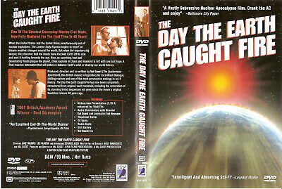 £9.15 • Buy The Day The Earth Caught Fire - 1961 (DVD, 2001) W/chapter Index #0621KU