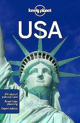£14.70 • Buy Lonely Planet USA - 9781787017870