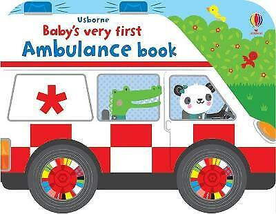 £7.40 • Buy Baby's Very First Ambulance Book - 9781474981118
