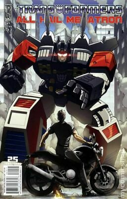 £2.51 • Buy Transformers All Hail Megatron #9A Coller VF 2009 Stock Image