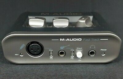 $25 • Buy  M-audio Interface ML03-00454 Good Used Condition  -- Works Great