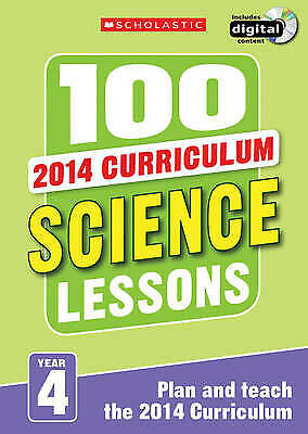 £19.24 • Buy 100 Science Lessons: Year 4 - 9781407127682
