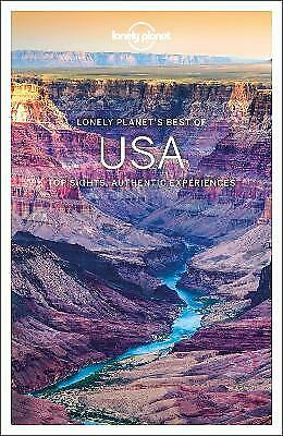 £12.30 • Buy Lonely Planet Best Of USA - 9781787015500