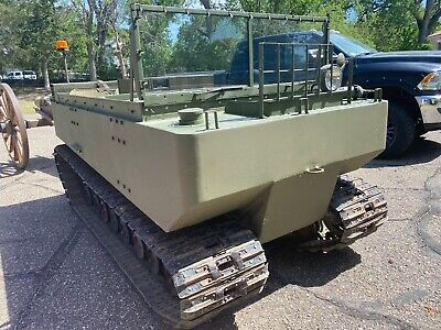 $18995 • Buy Wwii Us Army Studebaker M29 Weasel Tracked Vehicle