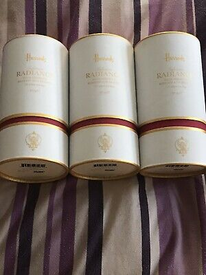 £8.99 • Buy Harrods Tea Bags , Radiance Infusion Bags (3) Tins