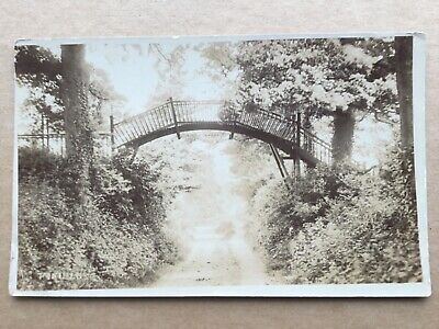 £5.99 • Buy Fifield 'rustic Bridge By The Mill' C.1910 Postcard (Maidenhead / Slough Area)