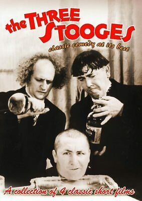 £4.99 • Buy The Three Stooges, [DVD] *New & Factory Sealed*