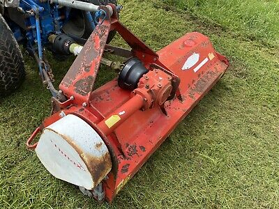 £650 • Buy Trimax Flail Mower Compact Tractor Finshing Mower