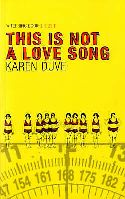 £9.02 • Buy This Is Not A Love Song - 9780747572398