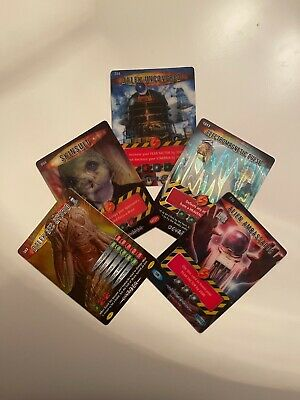 £3 • Buy Doctor Who BATTLES IN TIME Super Rare/Ultra Rare Cards PRICE DROP!!!