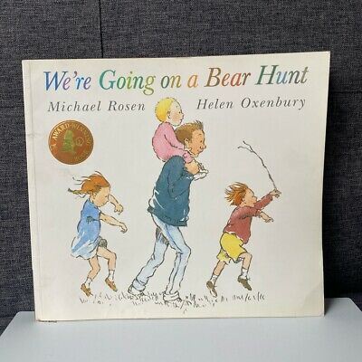£1.70 • Buy We're Going On A Bear Hunt By Helen Oxenbury, Michael Rosen (Paperback, 1993) By