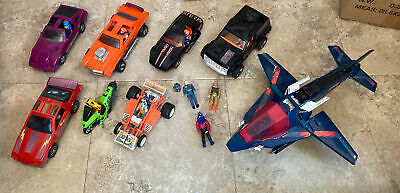 $399.99 • Buy Vintage Kenner MASK Lot Of 7 Vehicles & 11 Figures Excellent Condition