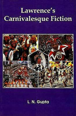 £14.85 • Buy Lawrence'S Carnivalesque Fiction - 9788187169772