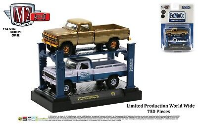 AU13.36 • Buy M2 Ford F-250 Explorer 4x4 1972 And F100 Ranger 4x4 1969 33000-20 1/64 CHASE