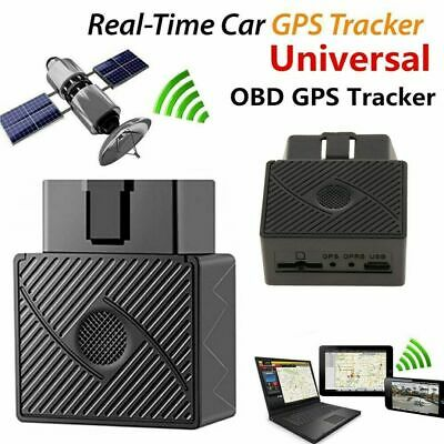 £17.79 • Buy Car GPS Tracker Real Time Tracking Device OBD II  Truck Locator Spy Universal