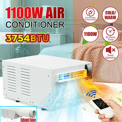 AU559.97 • Buy 1100W Air Conditioner Portable Conditioning Unit 3754BTU Heater&Cooling W/Remote