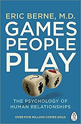 £7.82 • Buy Games People Play: The Psychology Of Human Relationships (Penguin Life)