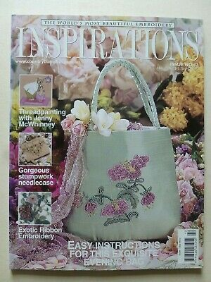 £9.99 • Buy CLASSIC INSPIRATIONS – Issue No. 42, 2004 - Needlework Magazine - Embroidery
