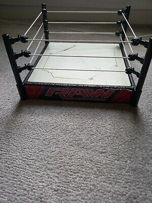 £30 • Buy Wwe Wrestling Ring X3 RAW MONEY IN THE BACK SMACKDOWN