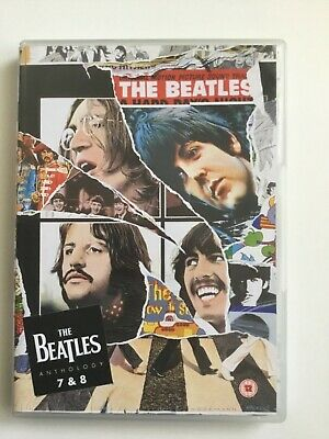 £9.99 • Buy THE BEATLES - ANTHOLOGY 7 & 8 - DVD (June 67 To The End)