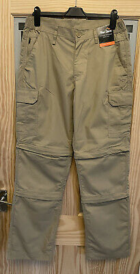 £18 • Buy PETER STORM. Mens Ramble Double Zip Off Trousers / Shorts. Size 34 L. BNWT.