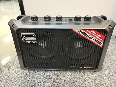 $ CDN154.82 • Buy Roland Mobile Cube Amplifier Multi-Purpose Stereo Amp T761294406854 WORKS GREAT