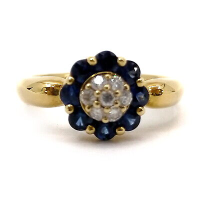 AU1.37 • Buy Jewelry Ring   Sapphire 0.66ct Yellow Gold 2202924