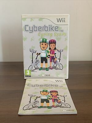 £5.99 • Buy Cyberbike Cycling Sports Nintendo Wii COMPLETE