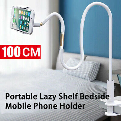 AU14.99 • Buy 360°Rotating Tablet Stand Holder Lazy Bed Desk Mount For IPad Air IPhone Samsung