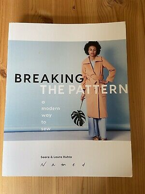 """£5 • Buy Named Patterns """"Breaking The Pattern"""" Book 6 Patterns Sizes 6-22 Cost £25"""