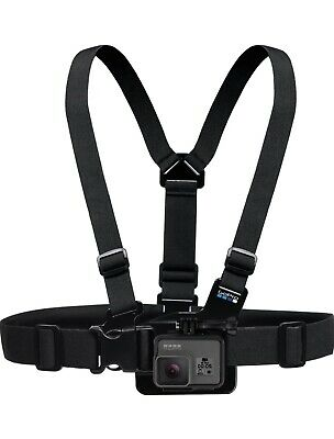 AU48.40 • Buy Genuine GoPro Chesty Adjustable Elastic Chest Mount Hero 3 3+ 4 5 6 7 8 Official