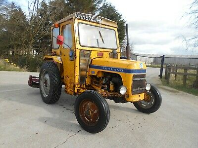 £3000 • Buy Leyland Nuffield 154 Tractor. Classic Tractor. Good Starter & Runner. Low Hours