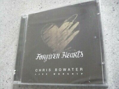 £9.99 • Buy Forgiven Hearts Chris Bowater Live-Worship CD NEW SEALED
