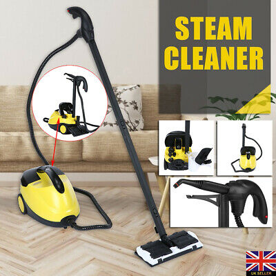 £66.99 • Buy Handheld Steam Cleaner Machine Portable Floor Carpet Upholstery Home Cleaning