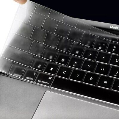 $4.50 • Buy Macbook Pro13/11Air 13/15 Retina12 Inch All Series Silicone Keyboard Cover Case