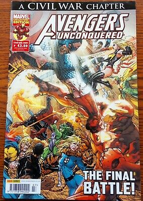 £2.80 • Buy Avengers Unconquered - No. 7 July 2009 FREE POSTAGE