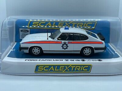 £49.95 • Buy Scalextric C4153 Ford Capri MKIII Greater Manchester Police
