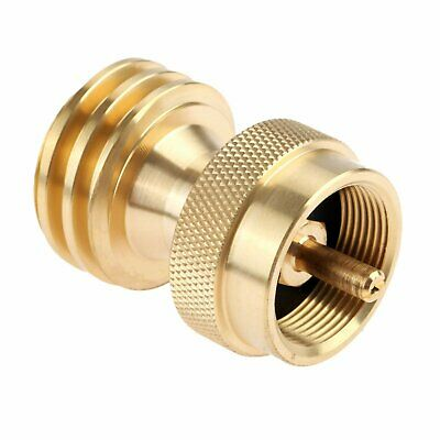 £13.65 • Buy Durable Brass Steak Saver Gas Grill Adapter For Cookout Barbecue Caterers Camper