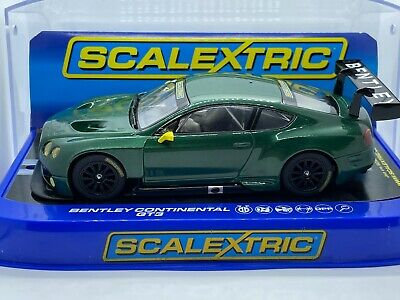 £134.95 • Buy Scalextric Bentley Continental GT3 Pre Production Rare