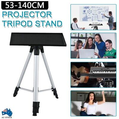 AU43.89 • Buy Portable Aluminum Projector Laptop DV Video Camcorder Tripod Stand Mount Holde