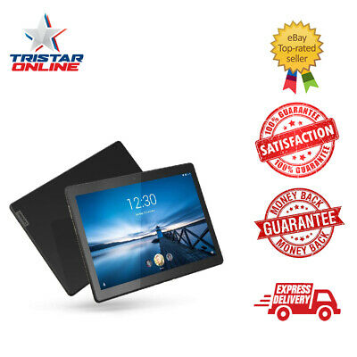 """AU199 • Buy Lenovo Smart Tab M10 10.1"""" Android Tablet 32GB (Open Never Used)"""