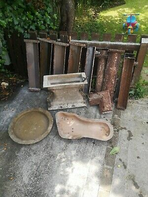 £50 • Buy Used Concrete Moulds